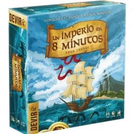 Un imperio en 8 minutos
