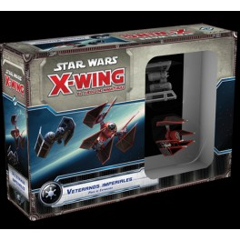 X-Wing: Veteranos imperiales
