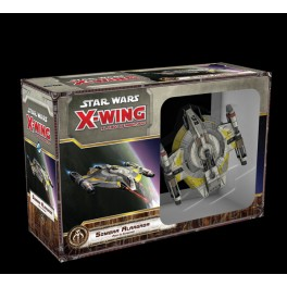 X-Wing: Sombra alargada