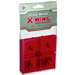 X-Wing: red bases and pegs