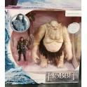 El hobbit - Rey trasgo y Thorin