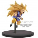 SON GOKU SUPER SAIYAN 3 FIGURA 10 CM DRAGON BALL SUPER SON GOKU FES!! VOL.10