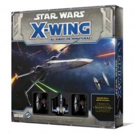 Star Wars X-Wing el juego de miniaturas - El despertar de la fuerza