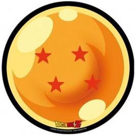 Alfombrilla ratón Dragon Ball - bola dragón 4 estrellas